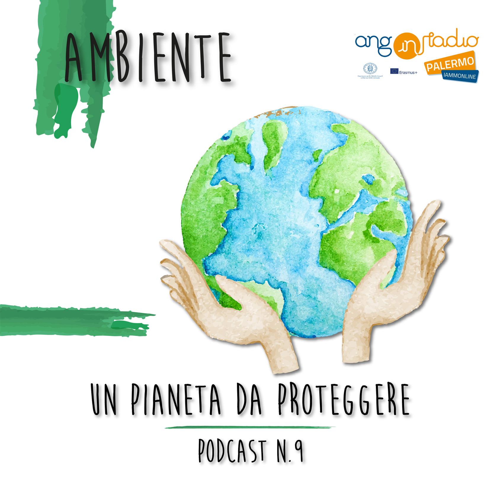 Podcast 9: Legambiente Con Vanessa Rosano