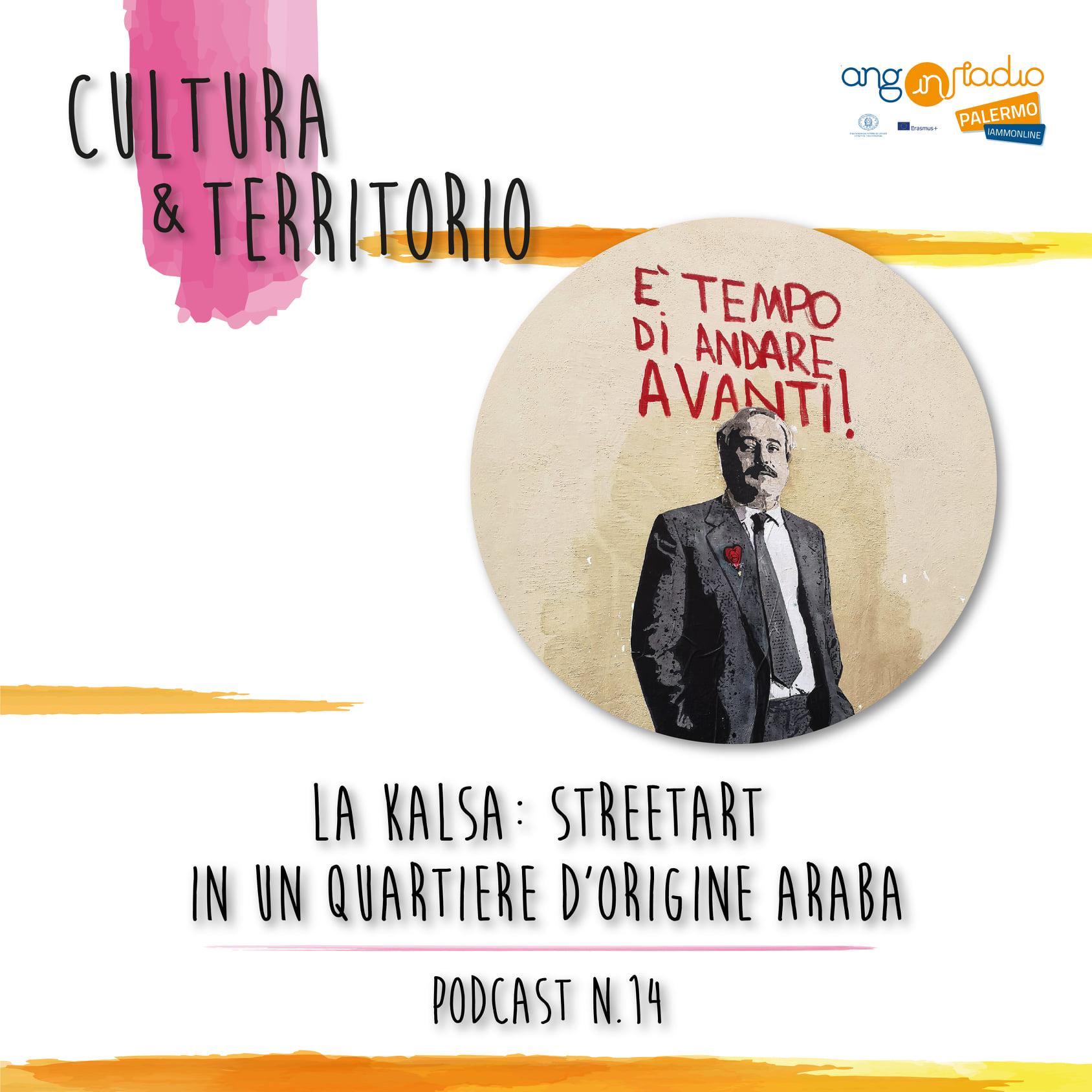 Podcast 14: Street Art, la Kalsa