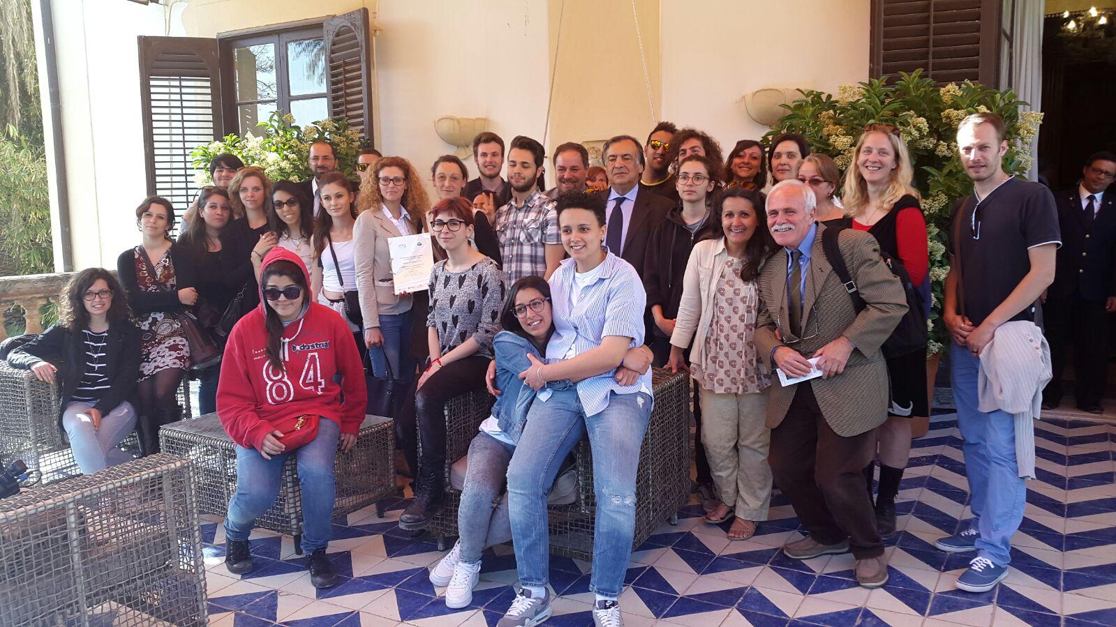 """Il vero senso della parola """"scambio"""" per i giovani di Palermo e Montpellier"""