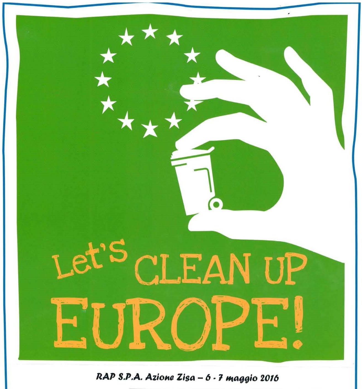 """Let's Clean Up Europe!"": Se la spazzatura potesse parlare…"