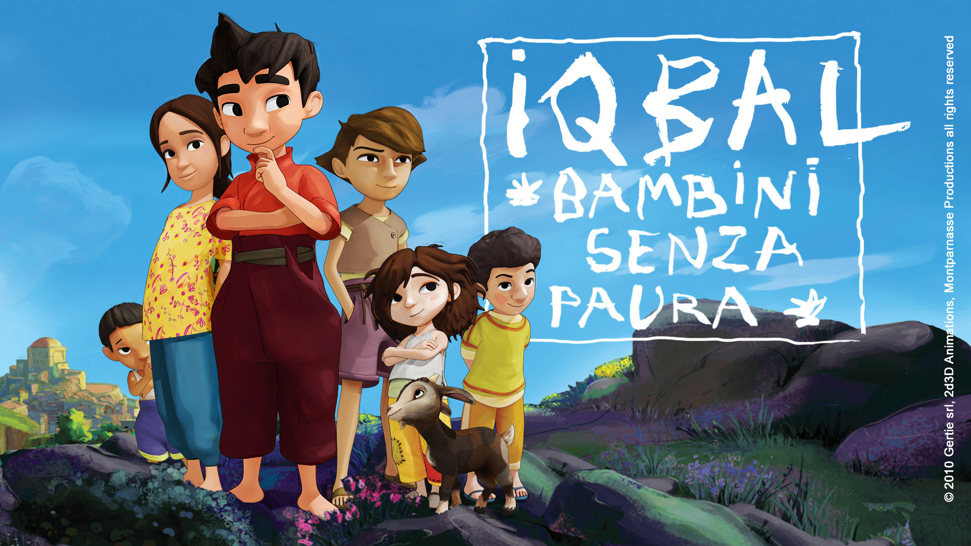 Iqbal, bambini senza paura – (Iqbal , a tale of a fearless child)