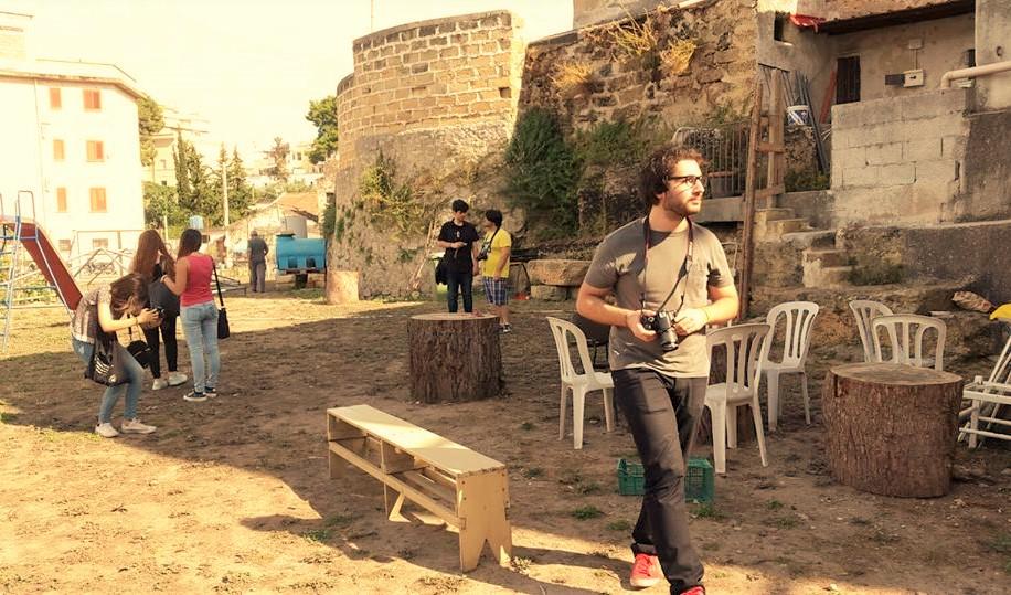 Lo Pizzo-Faraci, gli allenatori di una squadra fotografica