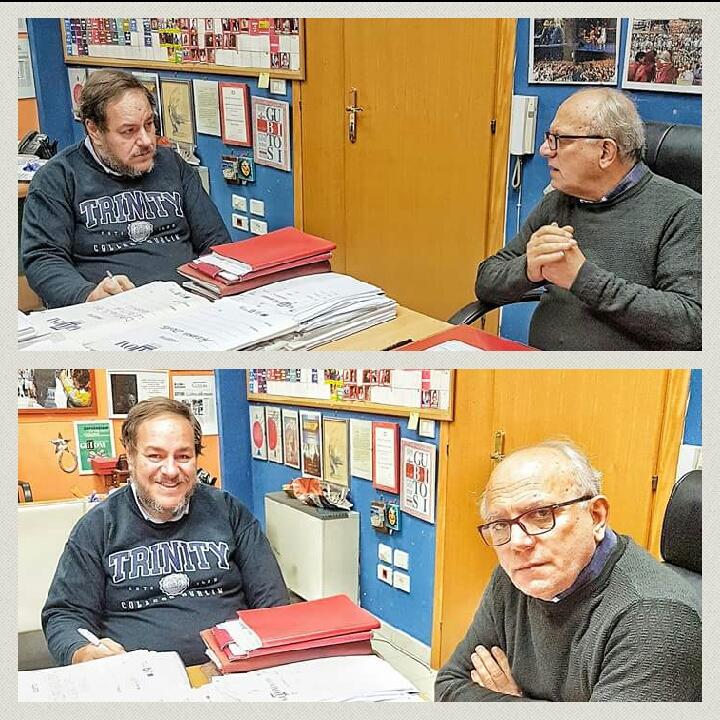 Centro TAU e Giffoni Film Festival verso un'intesa di svilluppo e promozione sociale