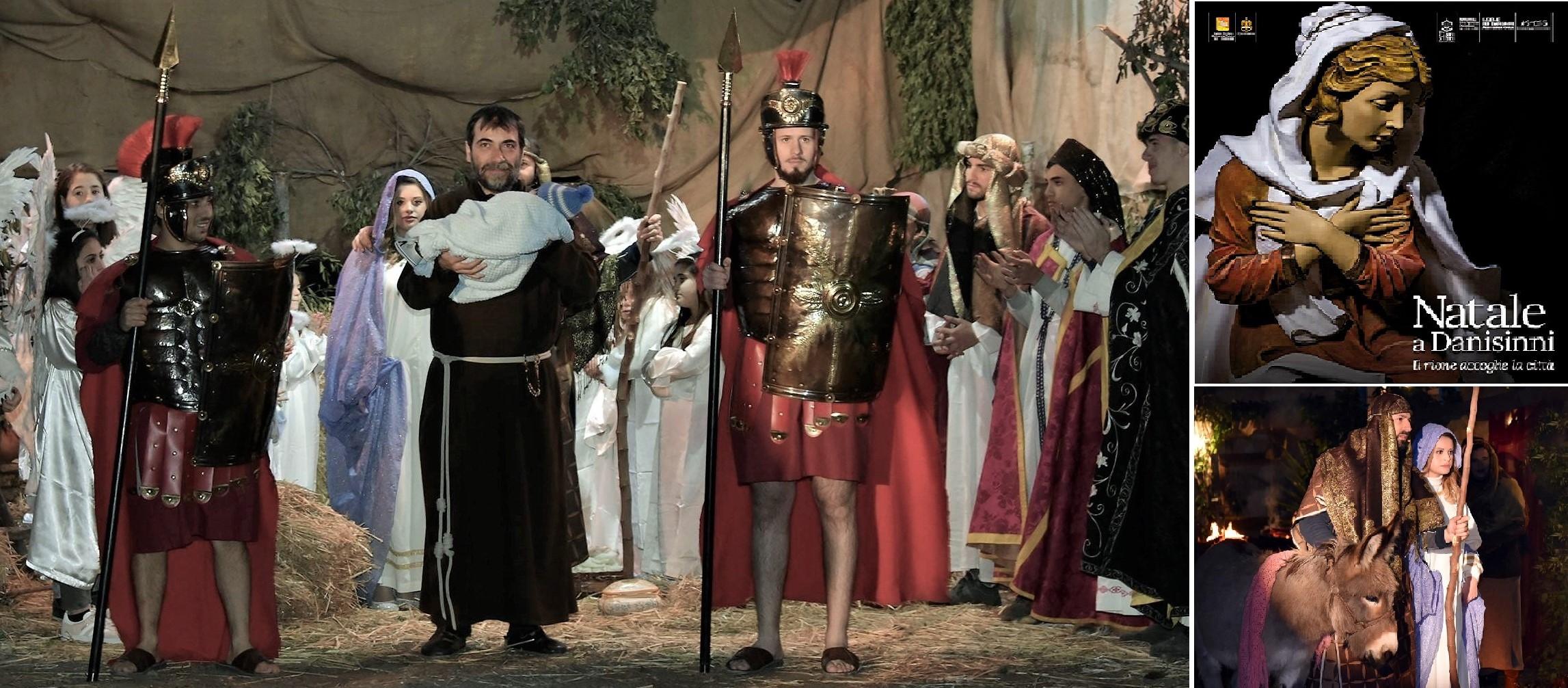 Natale a Danisinni, rinascita di un rione di Palermo