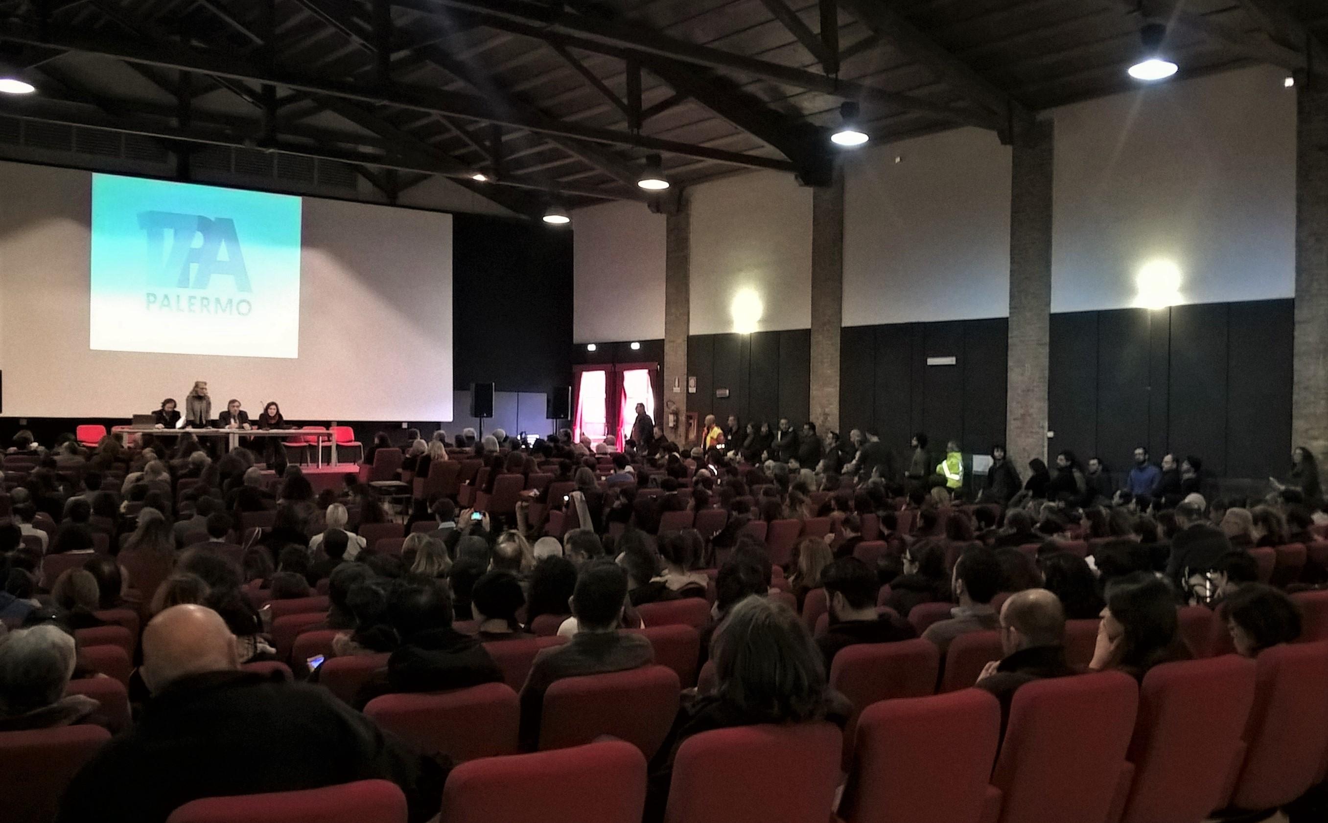 Grande partecipazione per la Palermo dei giovani