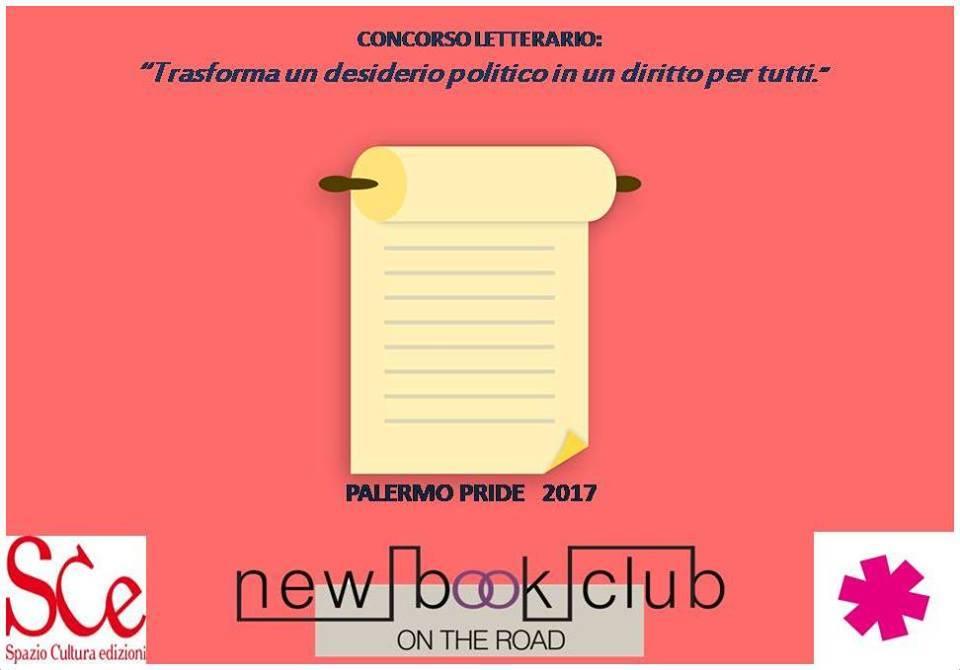 """""""WRITEPRIDE"""", il Concorso letterario del Newbookclub – I EDIZIONE"""