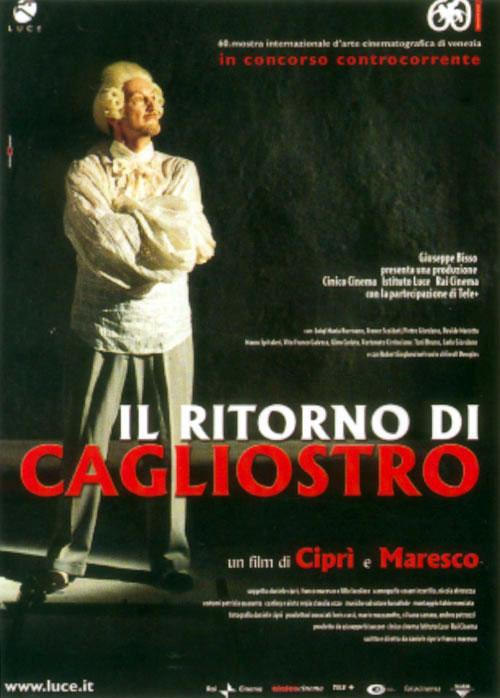 ll ritorno di Cagliostro. Nightmare on Palermo street