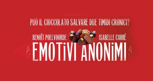Il cioccolato degli emotivi