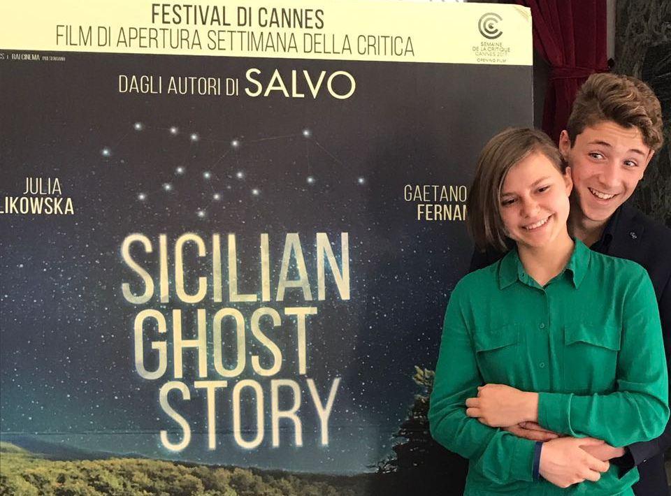 """""""Sicilian Ghost Story"""": Gaetano e Julia si raccontano al Centro Tau"""
