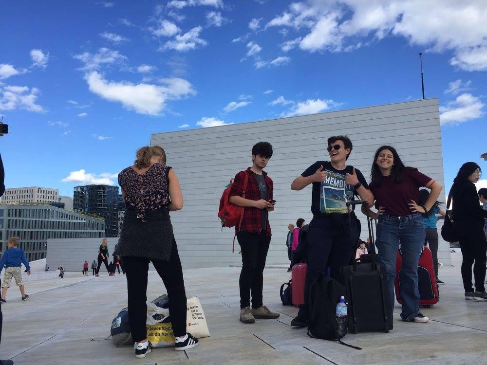La rivoluzione in valigia