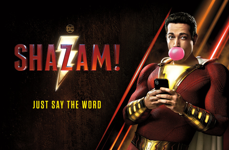 Shazam, un «mitico» acronimo