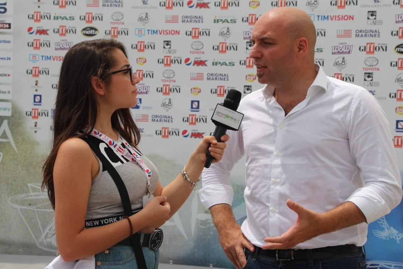 Intervista a Domenico De Maio direttore dell'Agenzia Nazionale per i Giovani dal Giffoni Film Festival