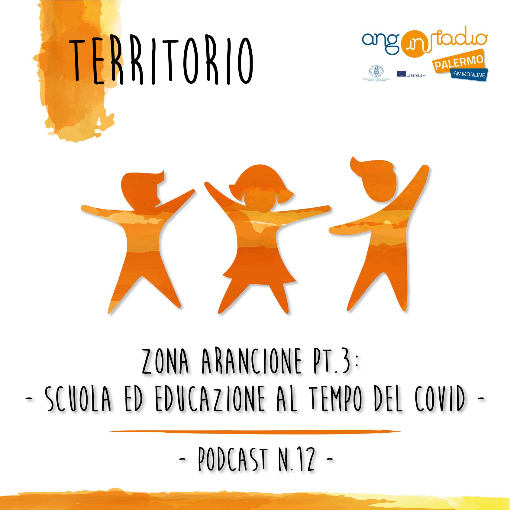 Podcast 12: Zona Arancione, parte 3