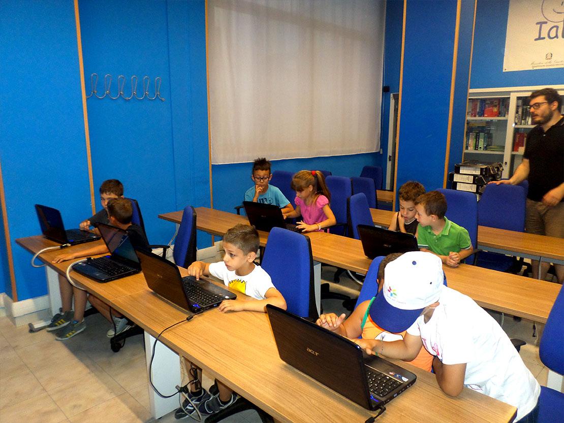 I giovani e internet