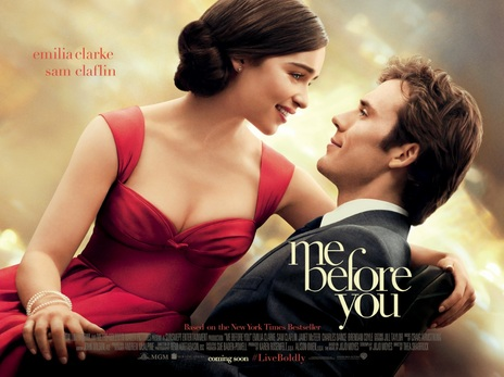 Me Before You – Io Prima di te