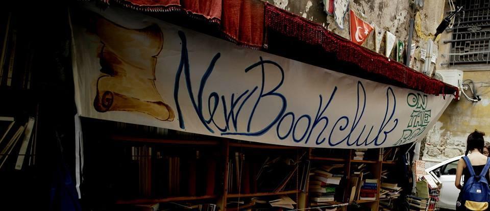Il NewBookClub on the Road sbarca  a Napoli