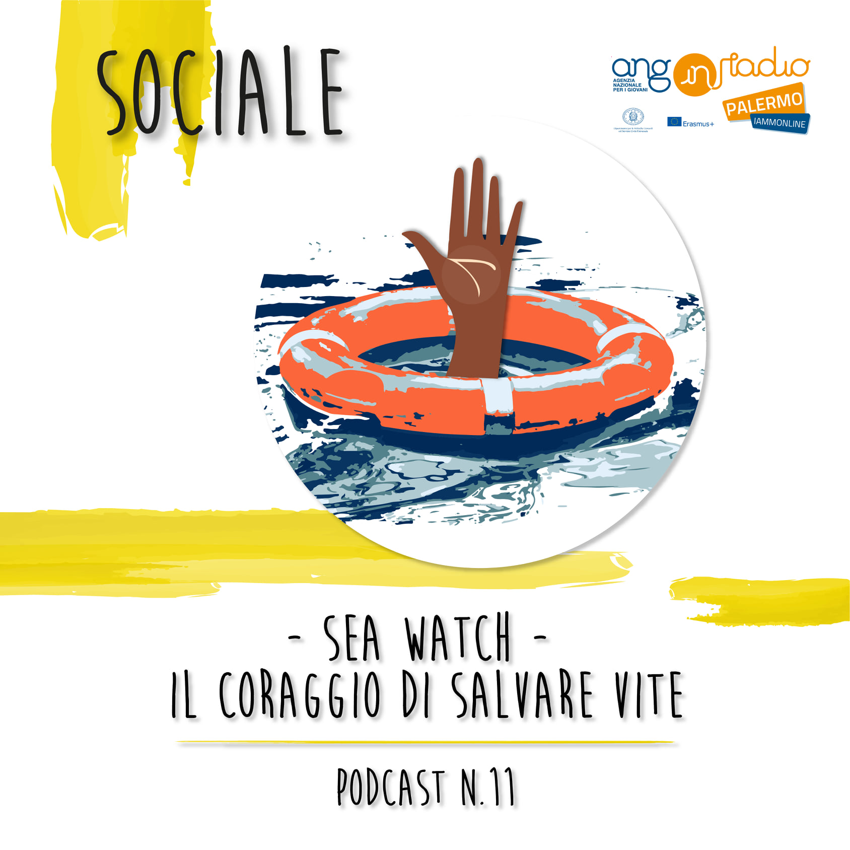 Podcast 11: Sea-Watch, con Francesco Bouchard