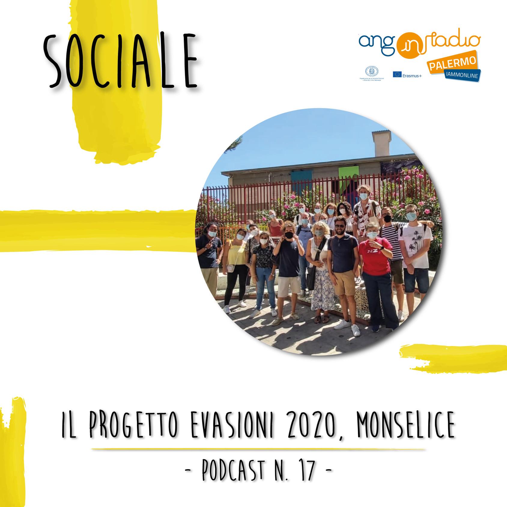 Podcast 17: Progetto Evisioni2020
